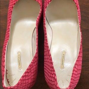 Max Studio Shoes - 👠Cole Haan pink suede wedges